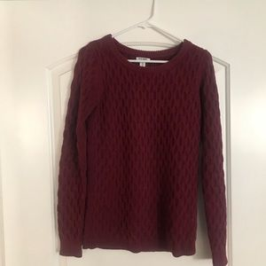 Old Navy Cableneck Crew Neck Sweater